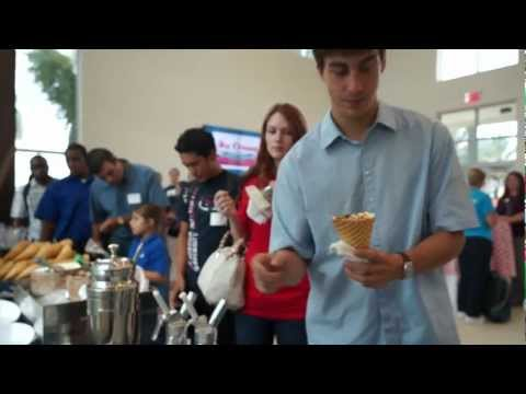 FAU Ice Cream Social