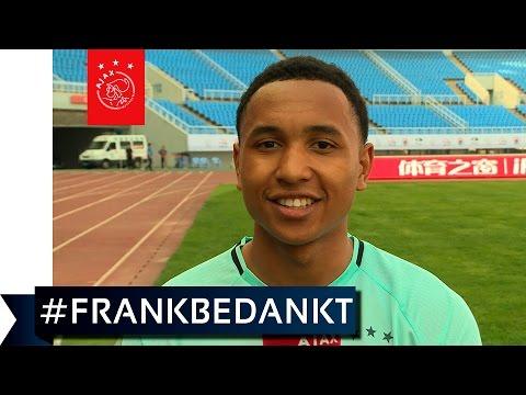 Ajacieden bedanken Frank de Boer