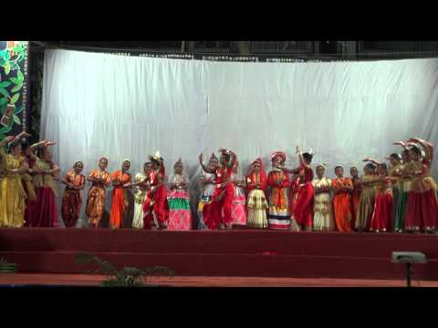 Annual Day 2011 - Baje Sargam (middle School) video