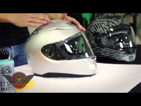 How To: Clean & Protect Motorcycle Helmets - Chemical Guys Jet Seal