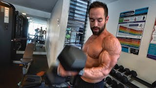 Rich Froning Hotel Gym Workout