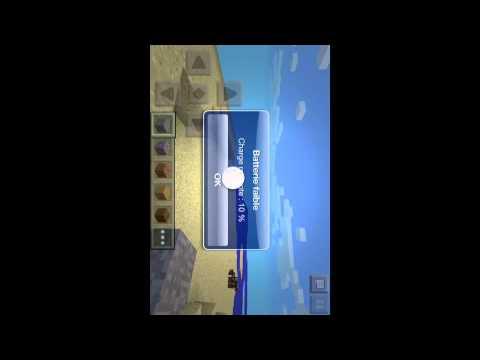 Comment Cracker Minecraft PE Sur Ipod Iphone Et Ipad.