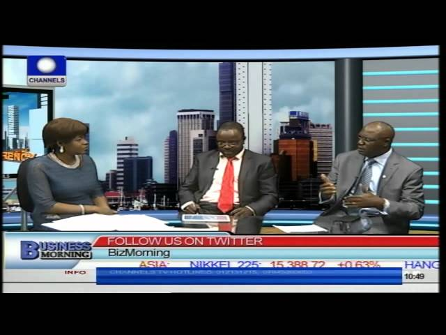 Business Morning: Building Collapse Attributed To Poor Regulations Implementation Pt3
