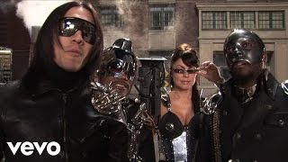 Black Eyed Peas - Rock That Body (Making Of The Video)