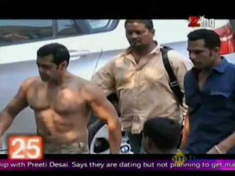 Salman will lose his six pack abs for Ek Tha Tiger!