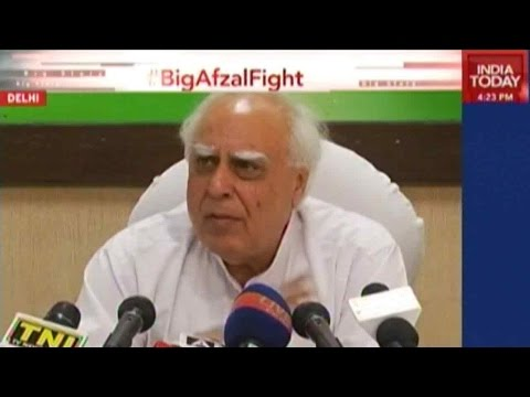 JNU Row: Kapil Sibal Speaks Exclusively