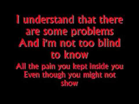 Sorry, Blame It On Me - Akon (lyrics) video
