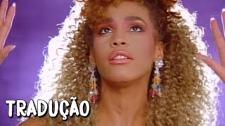 Whitney Houston I Wanna Dance With Somebody Legendado Tradução