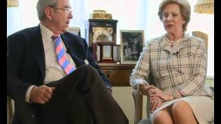 Royal Wedding Interview with King Constantine and Queen Anne-Marie with James Chau Part 2