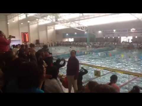 Camp.nacional natación cc /14 Qro.