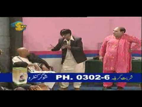 Stage Drama Funny Qawali video