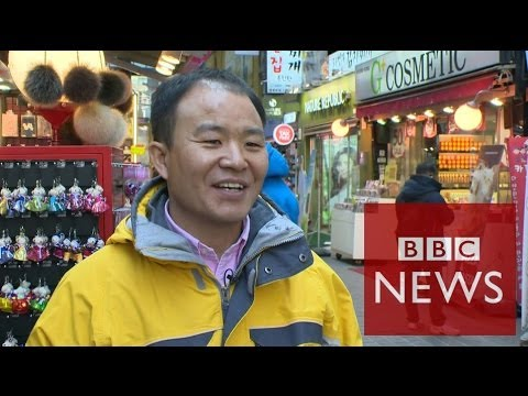 Why does this North Korean defector want to return home ? BBC News