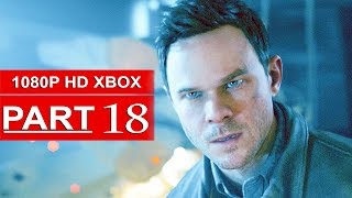 Quantum Break Gameplay Walkthrough Part 18 [1080p HD Xbox One] - No Commentary