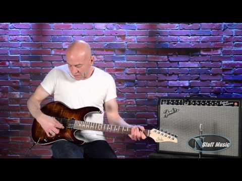 Suhr Modern Pro Config 3 Bengal Burst   N Stuff Music Product Review