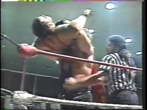 WWC: The Motor City Madman vs. Justo Maldonado (1991)