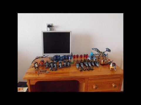 Mega Bloks World of warcraft me collection