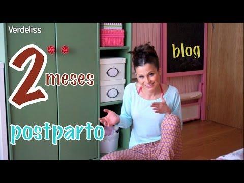 Blog 2 Meses POSTPARTO - Método anticonceptivo, peso, adaptación