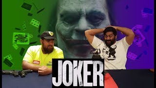JOKER (2019) - Teaser Trailer Reaction | LockDown