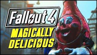 MAGICALLY DELICIOUS! | Fallout 4 Nuka World DLC