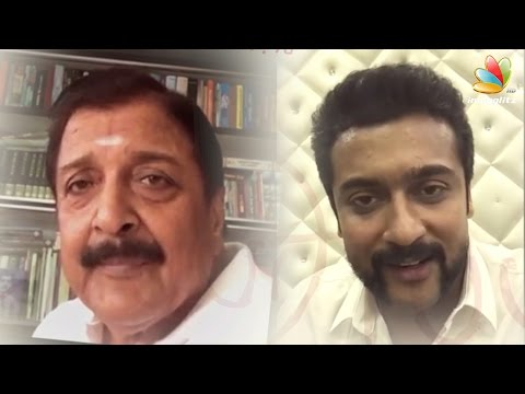 Surya and Sivakumar about their dad's contribution in life : Interview | Enn Appa