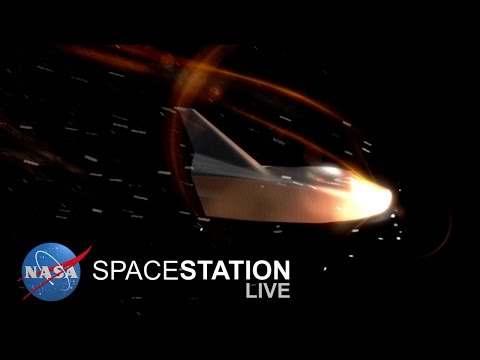 Space Station Live: Chasing a Dream