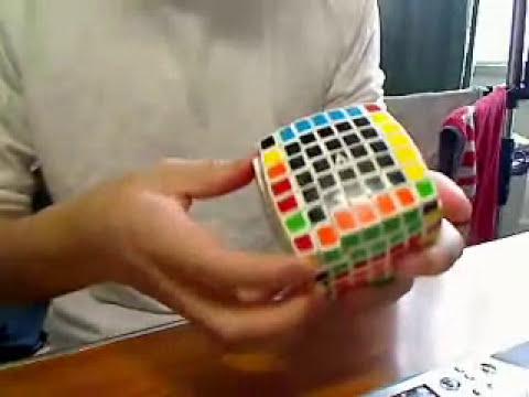 V-CUBE 7x7x7: 4:39.96