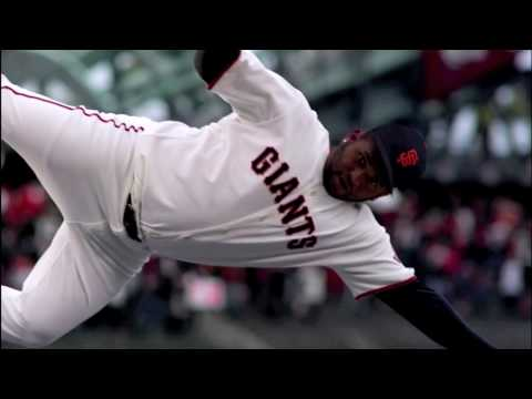 San Francisco Giants 2010 Commerical - Pablo Sandoval Bobble Head Video