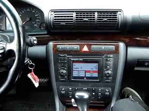 audi a4 b5 sound system 2 youtube. Black Bedroom Furniture Sets. Home Design Ideas