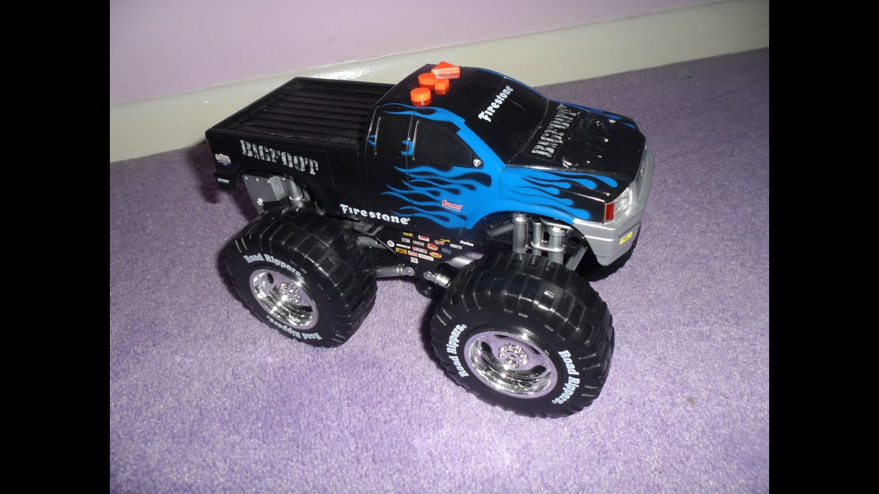 Monster Truck Series Toy