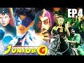 Junior G 4[Hindi]  Superhero Fight Evil Powers to save The World TV Serial thumbnail