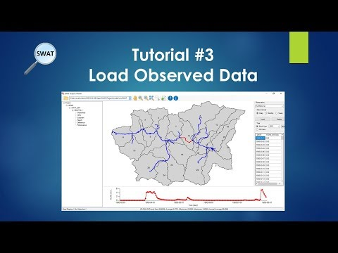 Tutorial #3: Load Observed Data