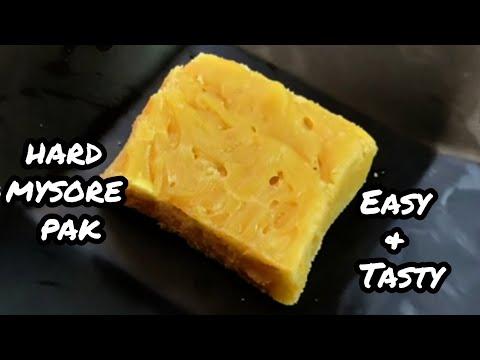 அடடா.. இது தெரியாம இவளோநாளா அதிக நெய் சேர்த்தோமே | Diwali special sweet | 100% Very Quick Mysore Pak