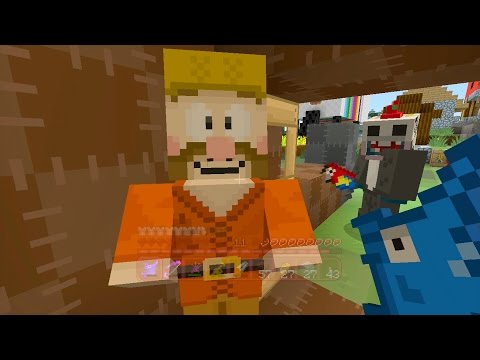 Minecraft Xbox Quest For A New Look 47
