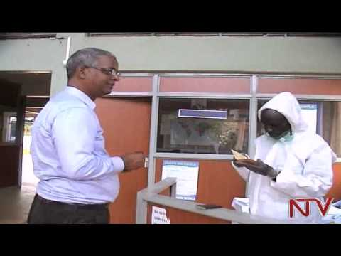 Kenya intensifies Ebola screening at Busia border post
