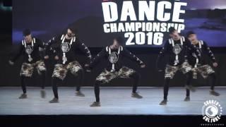 HIP HOP ARMY (ADULT DIVISION) 2017 - INDIAN HIP HOP DANCE CHAMPIONSHIP 2017