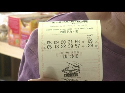 New Mexicans flood PowerBall ticket lines