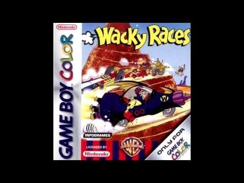 Characters Wacky Races Wacky Races Ost