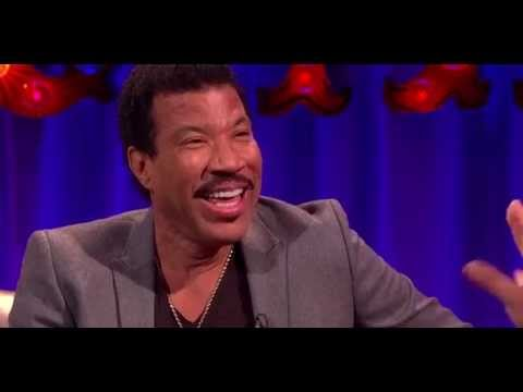 Alan Carr Interviews Lionel Richie, sept'14
