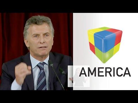 El presidente Macri cargó duro contra la herencia kirchnerista