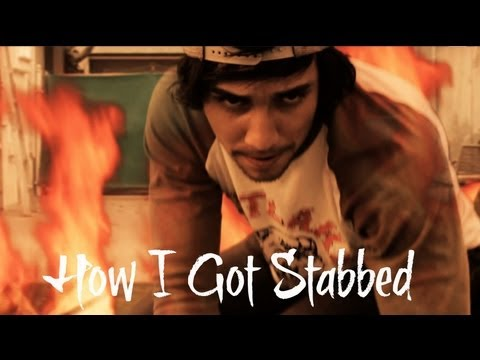How I Got Stabbed