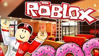 ROBLOX #31: NAŠE VLASTNÍ RESTAURACE! | HouseBox