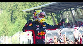 Max Verstappen | All Wins | May 2016 to June 2019