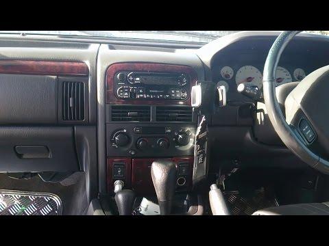 WJ Jeep Aux Input Mod for Stock CD Cassette Player Head Unit