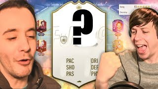 AN ABSOLUTELY HUGE ICON IS OFFICIALLY IN MY SQUAD!!! - FIFA 19 ULTIMATE TEAM PACK OPENING