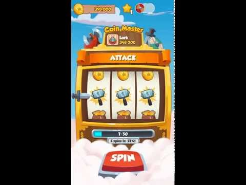 coin master обзор игры андроид game rewiew android