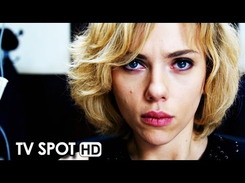 Lucy TV SPOT - This Friday (2014) - Scarlett Johansson HD