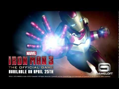 Iron Man 3 - The Official Game - Gameplay Trailer