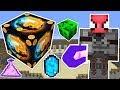 MARS ŞANS BLOKLARI - Minecraft (Uzaylı Eşyaları,Tek Atan Kılıç)