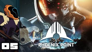 Let's Play Phoenix Point - PC Gameplay Part 5 - The Potshot Patrol