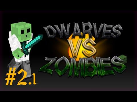 Dwarves vs Zombies - w/ iMiner - Game 2 (1/2)